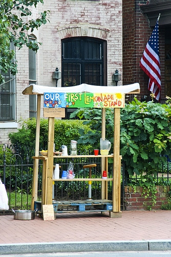 Raw Milk, Lemonade Stands, Bake Sales, and an Over Controlling Government