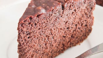 Quinoa Chocolate Cake Recipe (Gluten Free)