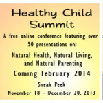 The Healthy Child Summit Giveaway Extravaganza Is LIVE!!!!