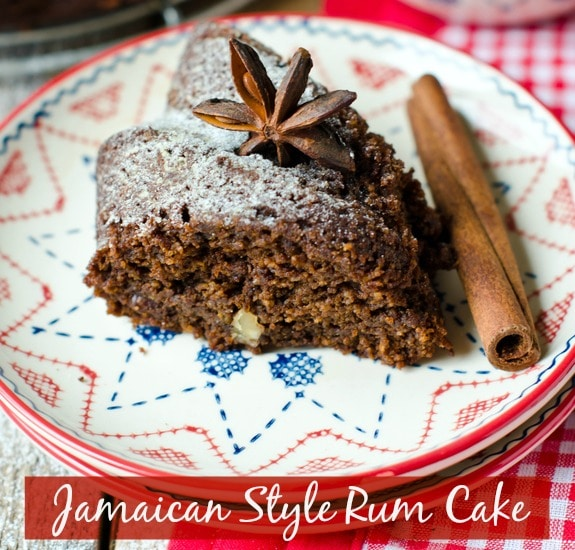 Image Result For Jamaican Rum Cake