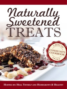 naturally sweetened treats eBook: HybridRastaMama