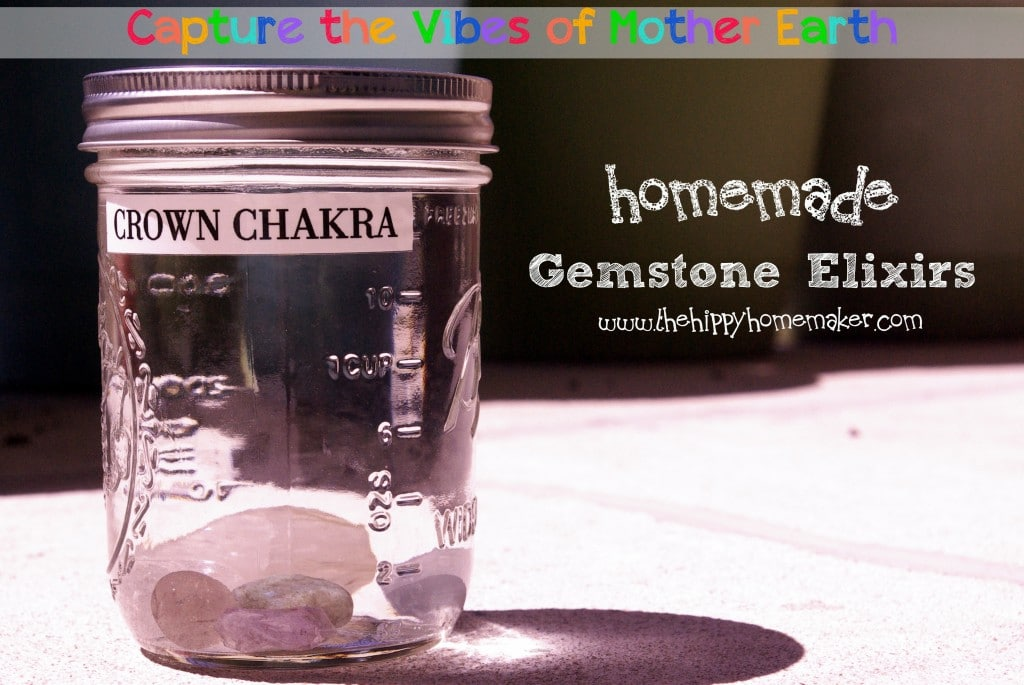 Homemade Gemstone Elixirs – Capture the Vibes of Mother Earth