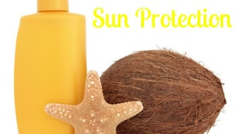 Coconut Oil For Sun Protection: HybridRastaMama.com