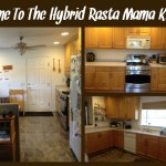 A Tour Of My Hybrid Rasta Kitchen