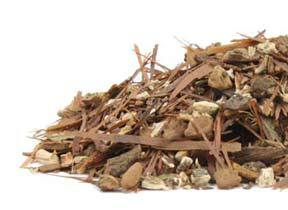 Immune Boosting Herbal Tea - pile of loose leaf tea