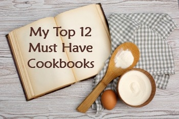 Must Have Cookbooks