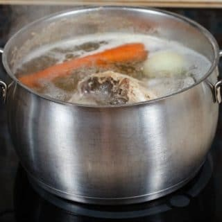 Immune Boosting Broth & Immune Boosting Soup