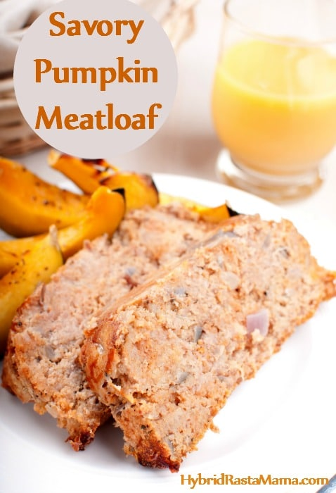 This savory pumpkin meatloaf is a family favorite that combines the rich flavors of fall and winter with the traditional goodness of a hearty meatloaf. From HybridRastaMama.com