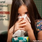 Natural Treatments For Sinus Infections In Children (And Adults Too)