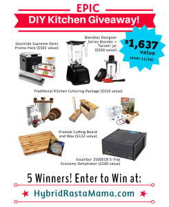 Epic Kitchen Giveaway