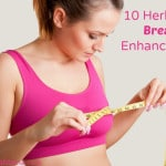10 Herbs For Breast Enhancement