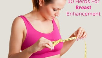 For all the attention they get in the media, overall breast health is overlooked. Take a look at 10 herbs for breast enhancement. They need nourishment too. From HybridRastaMama.com.