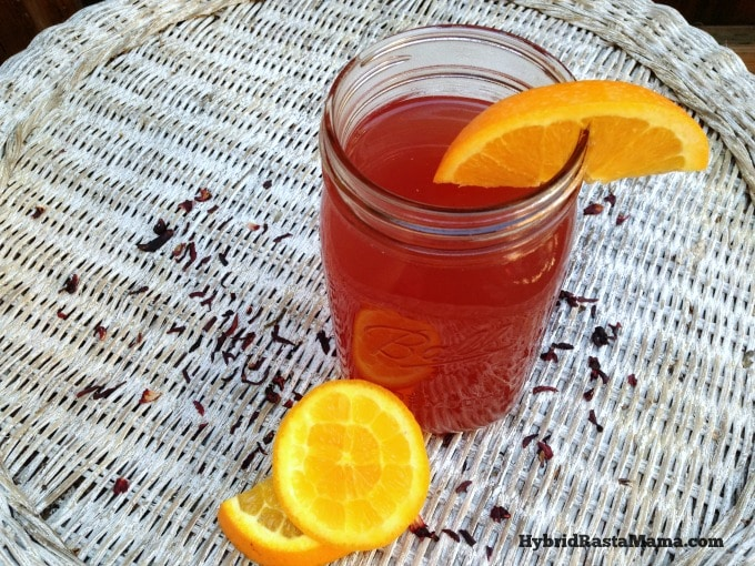 Homemade Tropical Electrolyte Drink 2