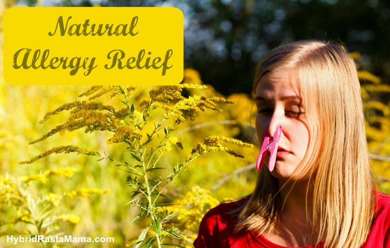 10 Remedies For Natural Allergy Relief