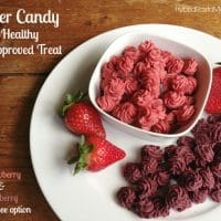Strawberry & Blueberry Butter Candy