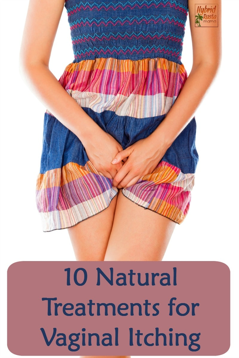 10 Natural Makeup Ideas For Everyday: 10 Natural Treatments For Vaginal Itching By Hybrid Rasta Mama