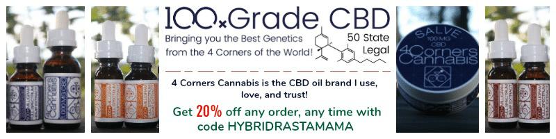 CBD Oil | Hybrid Rasta Mama