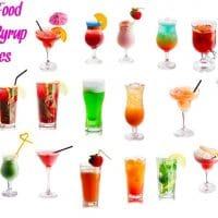 Simple Syrups: Honey, Vanilla Ginger, Rosemary, Citrus Mint, & Lavender Honey