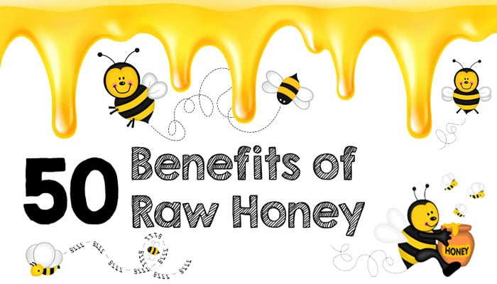 Is Raw Honey Good For You? 50 Benefits of Raw Honey