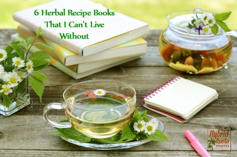 The 6 Best Herbal Remedy Books and Herb Recipe Books