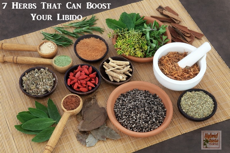 7 Herbs That Can Boost Your Libido