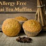 Allergy Free Chai Tea Muffin Recipe
