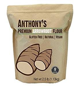 Anthony's arrowroot powder to use as an egg replacer