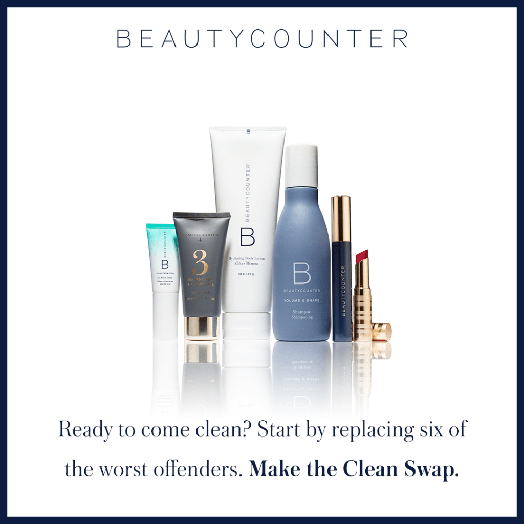 Beautycounter's the never list