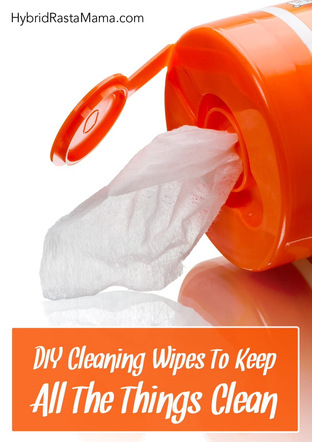 DIY Disinfecting Wipes For COVID 19 (Coronavirus)