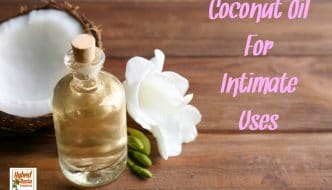 Are you curious to learn more about coconut oil lubricant? Yep - you can indeed enjoy coconut oil for intimate uses. Learn how from HybridRastaMama.com