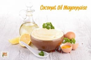Looking for an easy-to-make recipe for non-dairy mayonnaise? HybridRastaMama.com is sharing a super yummy recipe for coconut oil mayonnaise in this post!