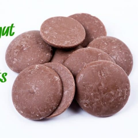 Coconut Oil Chocolate Melts