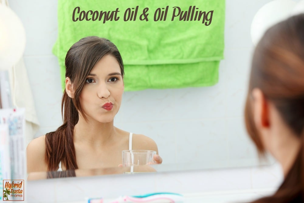 Your Guide To Oil Pulling With Coconut Oil