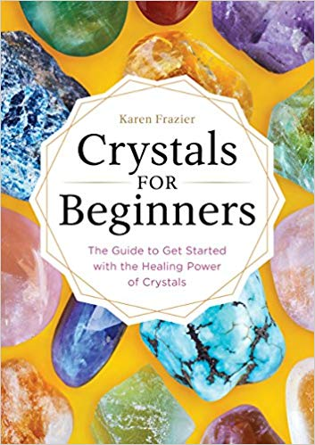 Crystals For Beginners Book Cover