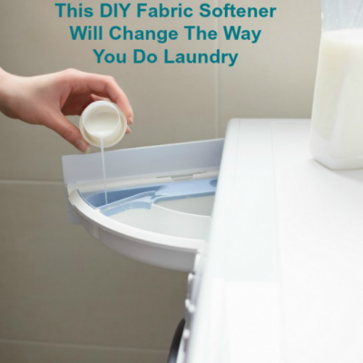 This DIY Fabric Softener Will Change The Way You Do Laundry