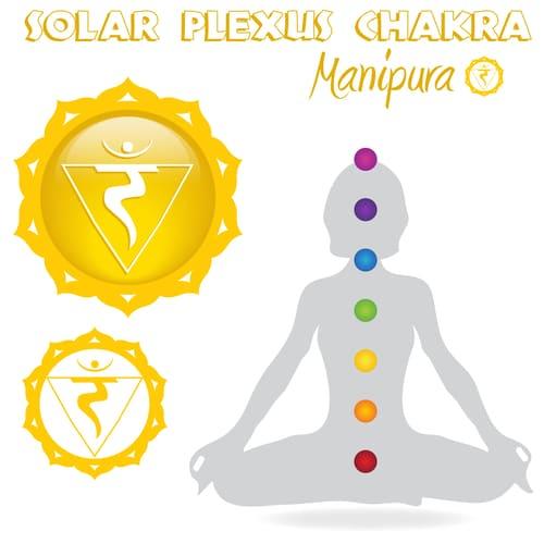 solar plexus chakra image