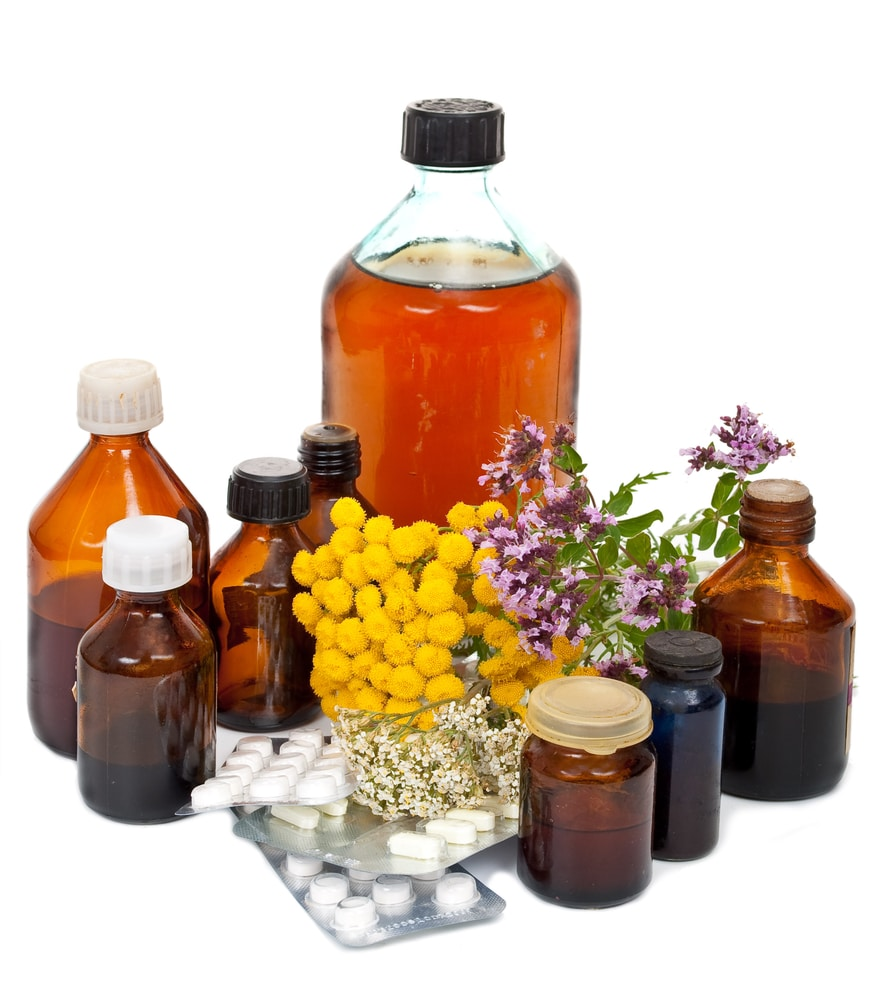 Various supplements to help detox from mold