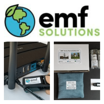 Various products from EMF Solutions