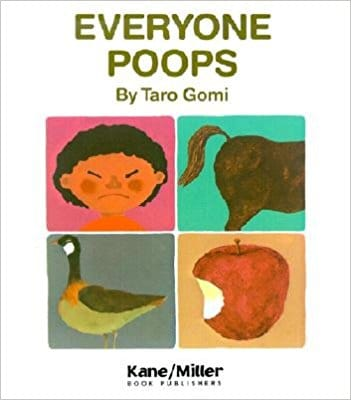 Everyone Poops - Books About Poop