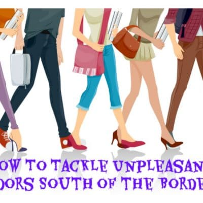 How To Tackle Unpleasant Odors South of the Border (Aka – Genital Odor)