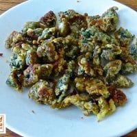 Fried Dandelion Flowers & Candied Dandelion Flowers (Gluten Free Recipes)