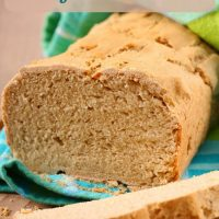 Gluten Free, Grain Free Sourdough Bread With A Twist