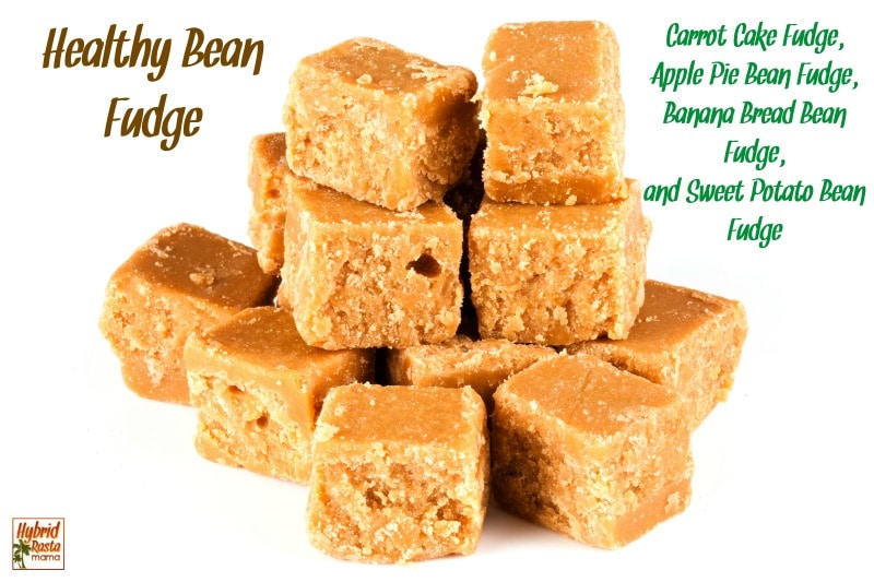 Love fudge? Wish you could eat more of it without the guilt? Now you can! Try one of the 4 Bean Fudge recipes. Healthy and delicious - they really satisfy! From HybridRastaMama.com.