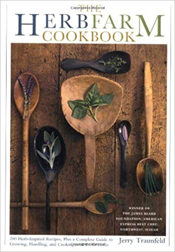 The Herb Farm Cookbook book cover