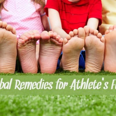 Herbal Remedies for Athlete's Foot
