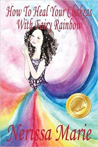 How to Heal Your Chakras with Fairy Rainbow Book Cover