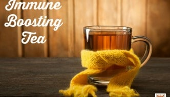 Cough. Sniffle. Sneeze. Snort. Wheeze. Cold and flu season is upon us. Don't let that stop you! Make this immune boosting tea and stay healthy year round. From HybridRastaMama.com