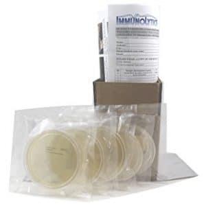 Diagnostic DIY mold testing plates