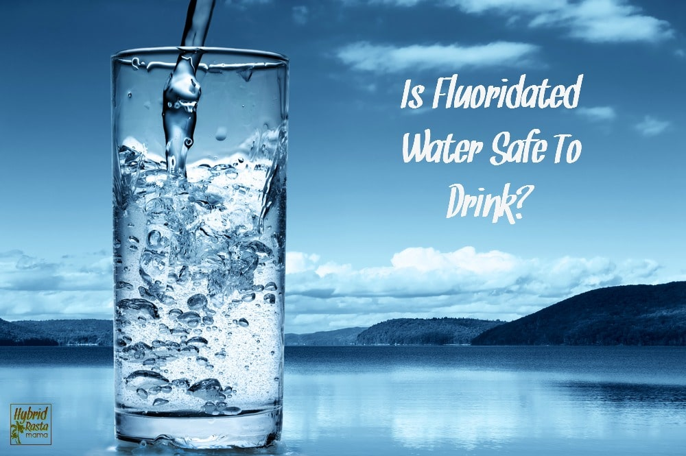 Fluoridating our drinking water