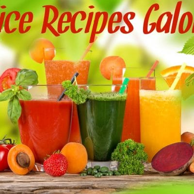 Healthy Juices and The Best Juicing Recipes